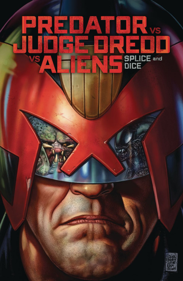 Predator vs. Judge Dredd vs. Aliens: Splice and Dice