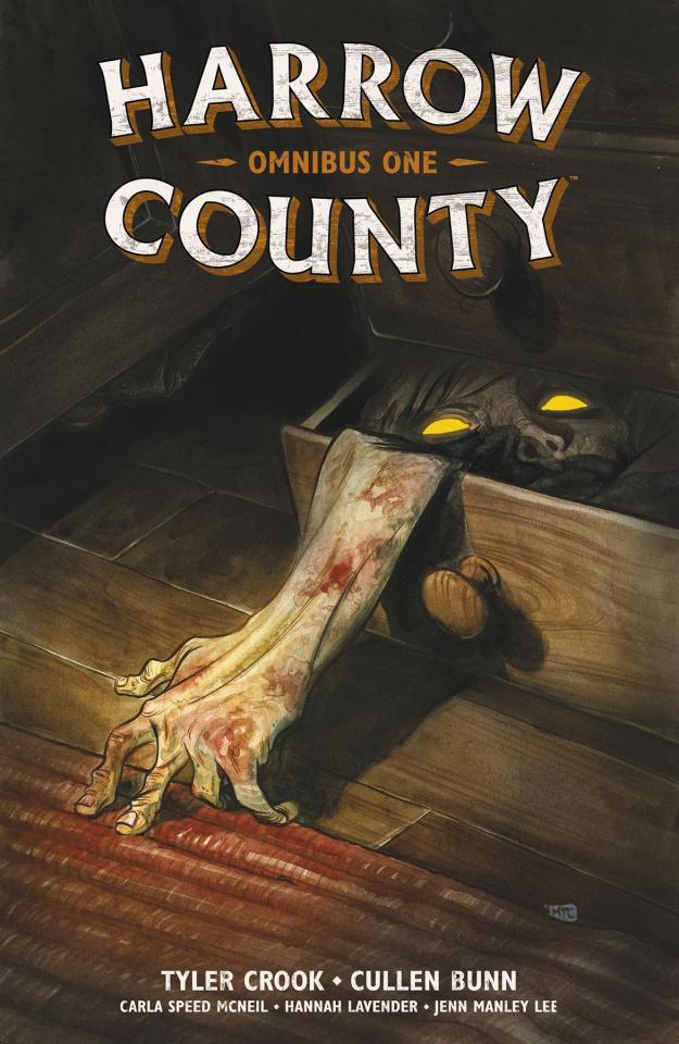 Harrow County Vol. 1 (Omnibus)