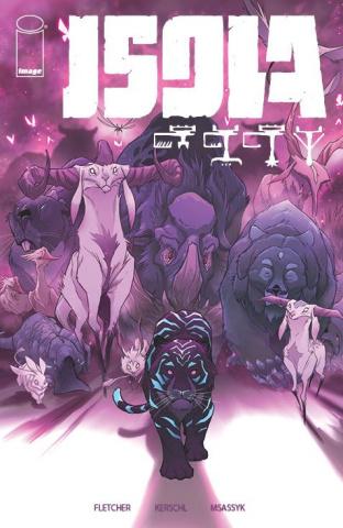 Isola #5 (Kerschl & Msassyk Cover)