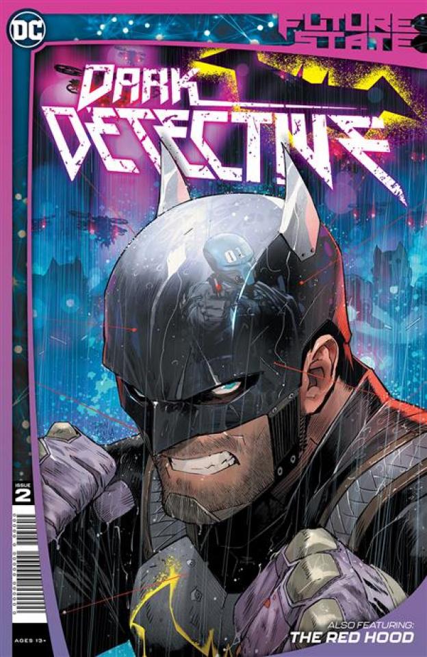 Future State: Dark Detective #2 (Dan Mora Cover)