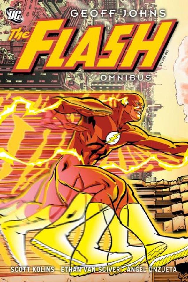 Flash Omnibus by Geoff Johns Vol. 2