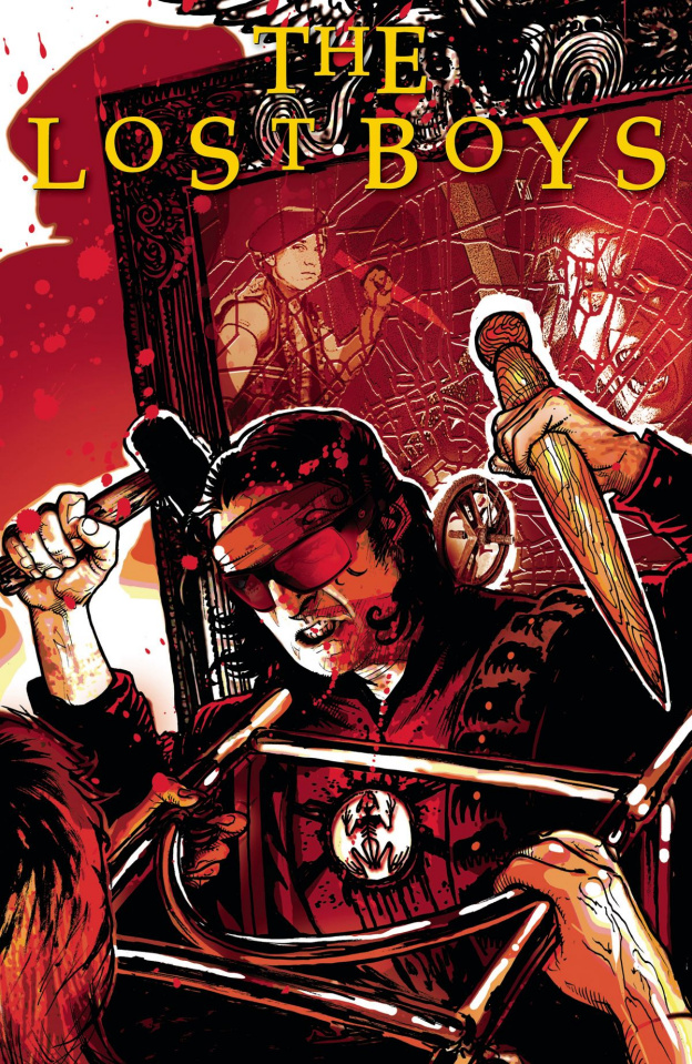 The Lost Boys #6