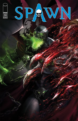 Spawn #293 (Mattina Cover)