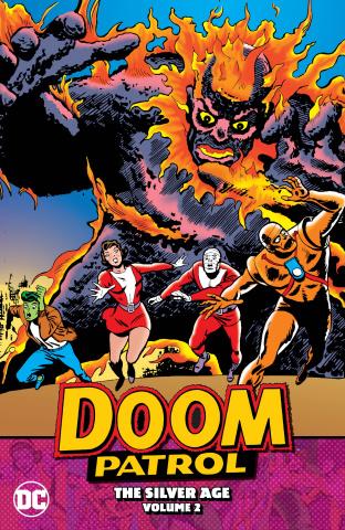 The Doom Patrol: The Silver Age Vol. 2
