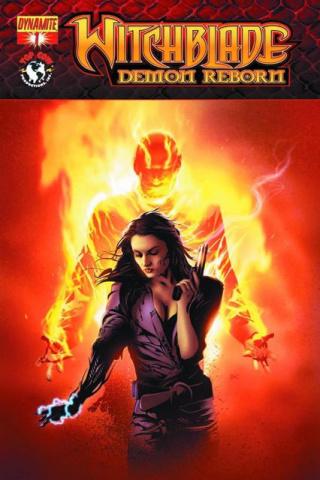 Witchblade: Demon Reborn #1