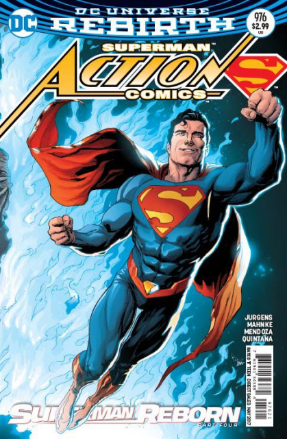 Action Comics #976 (Variant Cover)