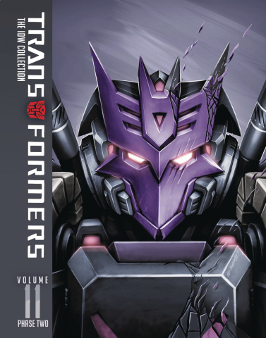 The Transformers: The IDW Collection Phase 2: Vol. 11