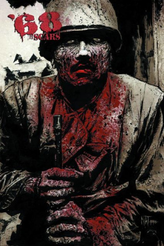 '68: Scars #2 (Cover B)