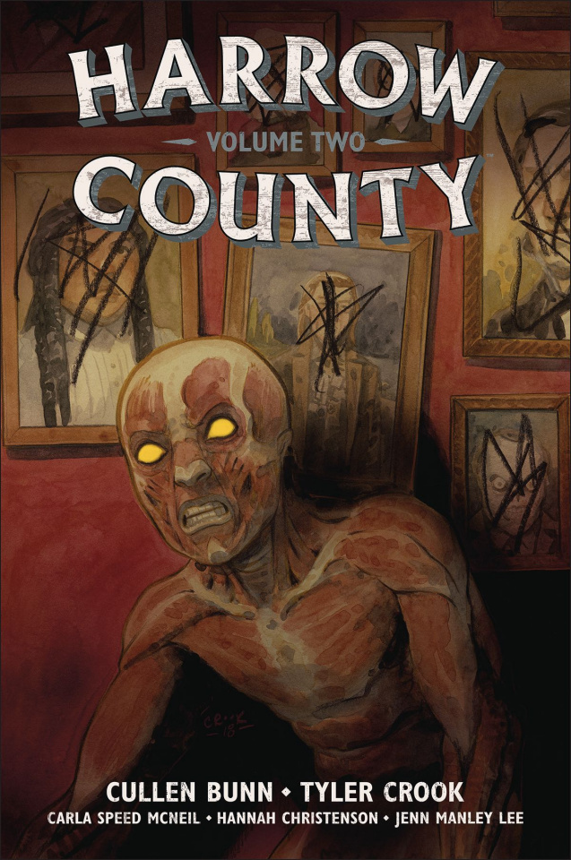 Harrow County Vol. 2 (Library Edition)