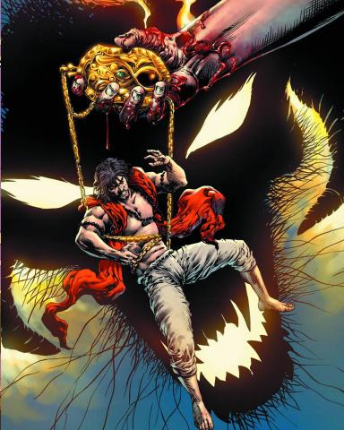 Sadhu: Birth of the Warrior #2