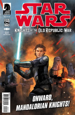 Star Wars: Knights of the Old Republic - War #2