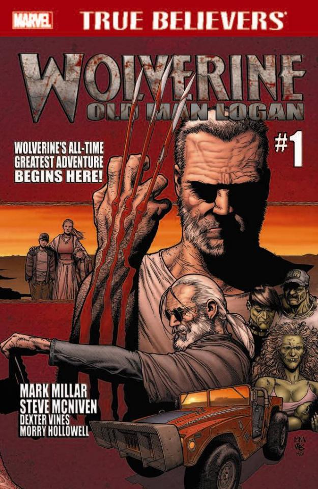 Old Man Logan #1 (True Believers)