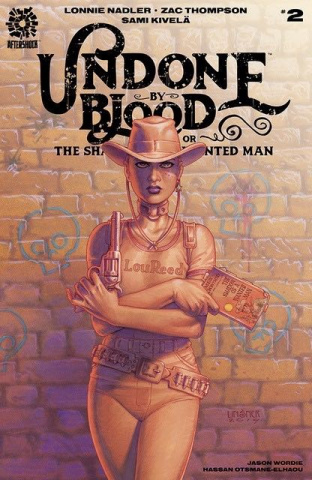 Undone By Blood #2 (10 Copy Linsner Cover)