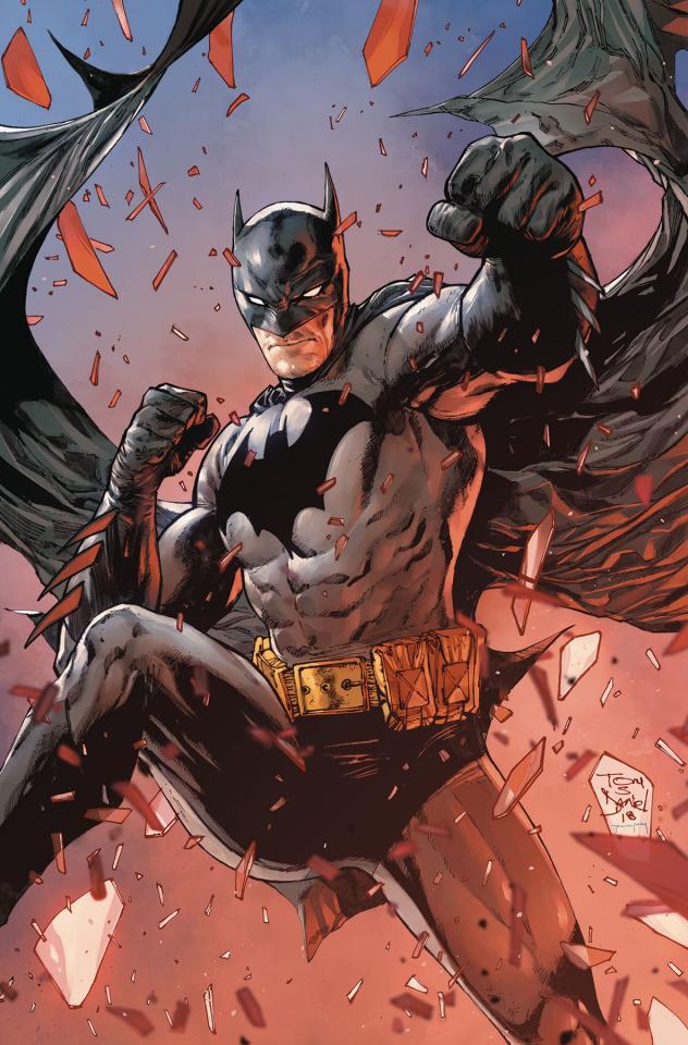 Batman Book 5 (Deluxe Edition)