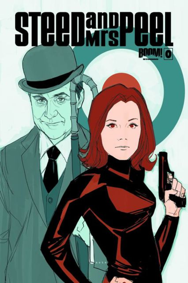 Steed and Mrs. Peel #0