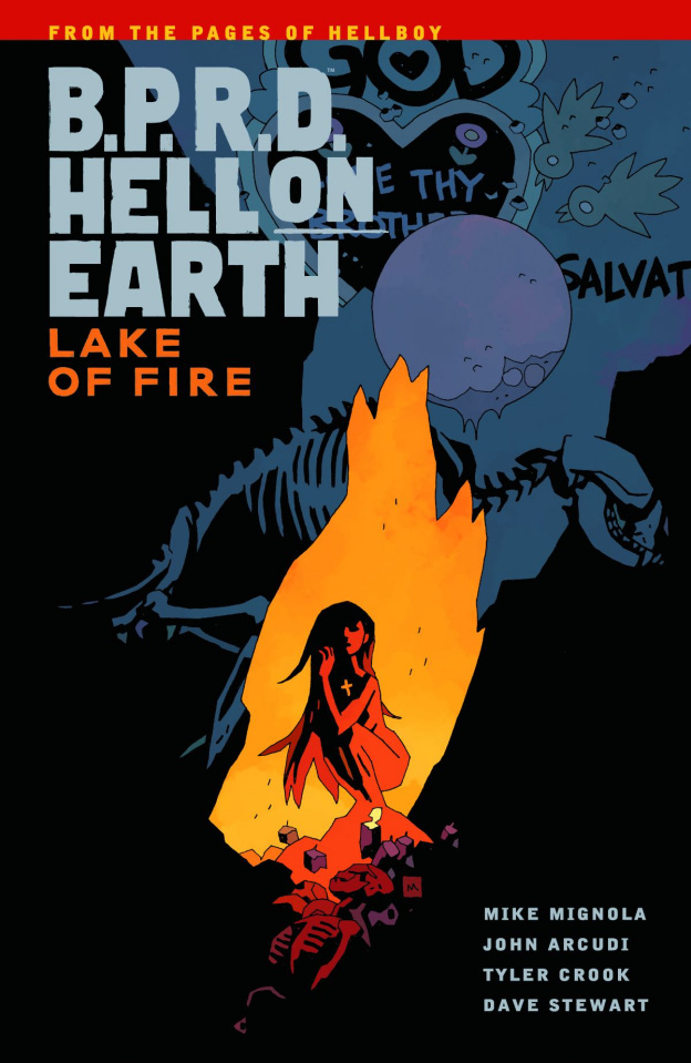 B.P.R.D.: Hell on Earth Vol. 8: Lake of Fire