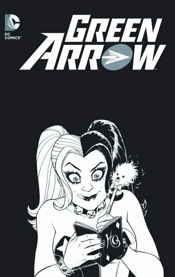Green Arrow #47 (Variant Cover)