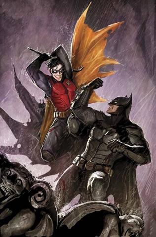 Batman: Arkham Knight - Genesis #3