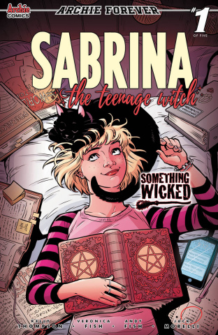 Sabrina: Something Wicked #1 (Isaacs Cover)