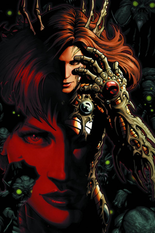 Witchblade #168 (Christopher Cover)