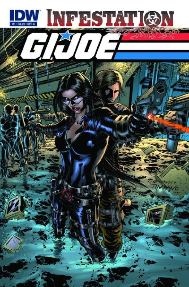 G.I. Joe: Infestation #2