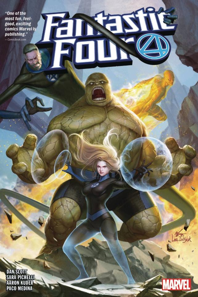 Fantastic Four by Dan Slott Vol. 1