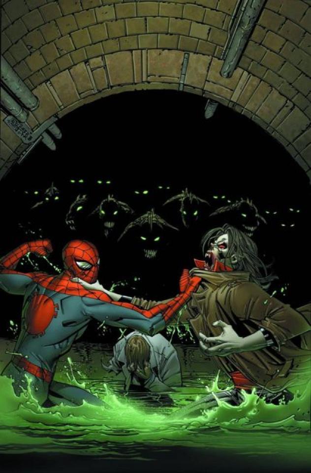 The Amazing Spider-Man #690