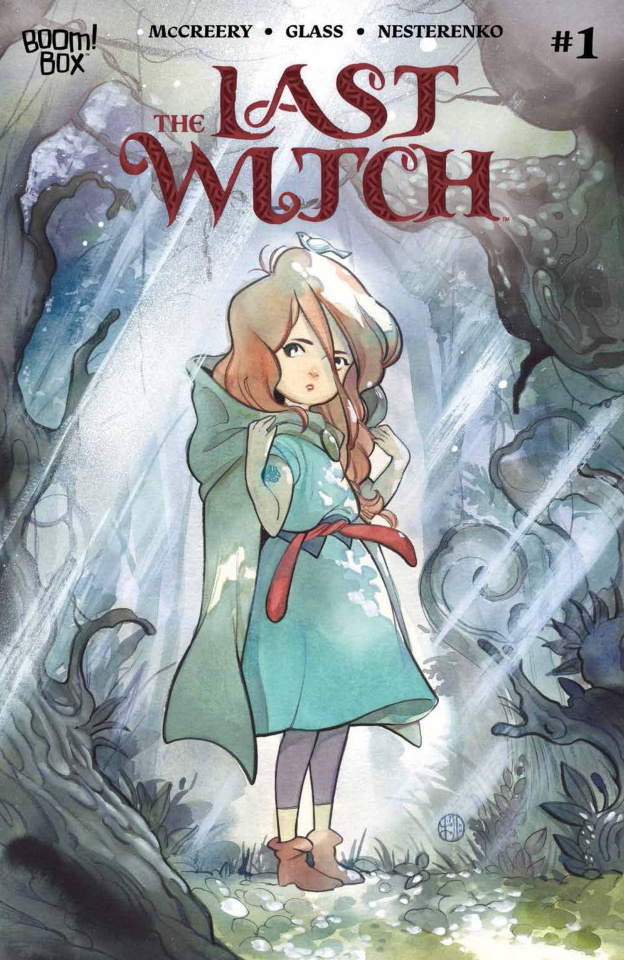 The Last Witch #1 (25 Copy Momoko Cover)