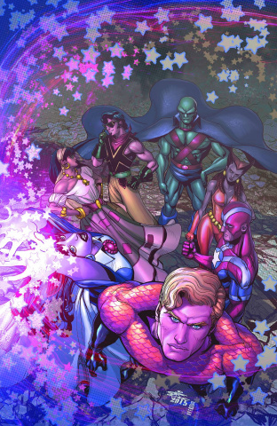 Convergence: Justice League of America #2