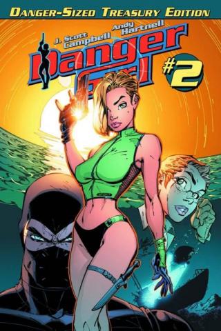 Danger Girl: Danger Sized Treasury Edition #2