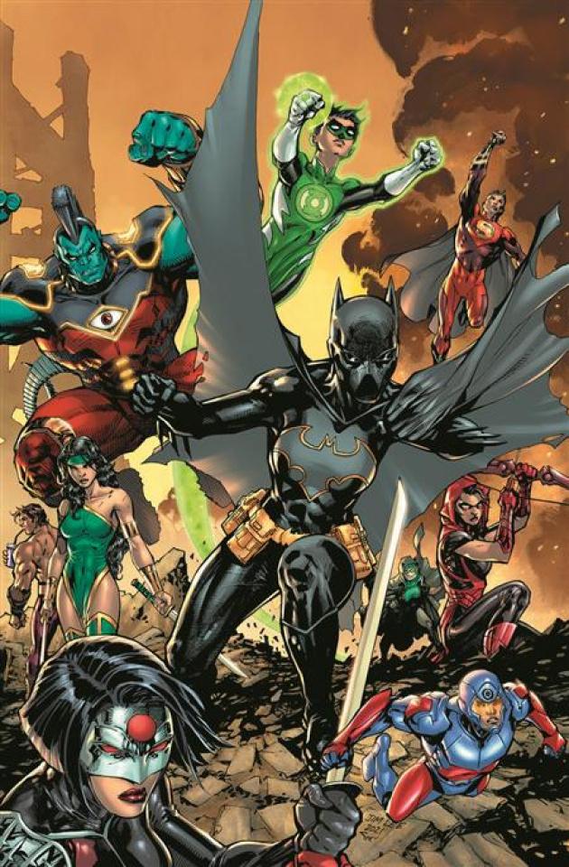 DC Festival of Heroes: The Asian Superhero Celebration #1 (Jim Lee Cover)