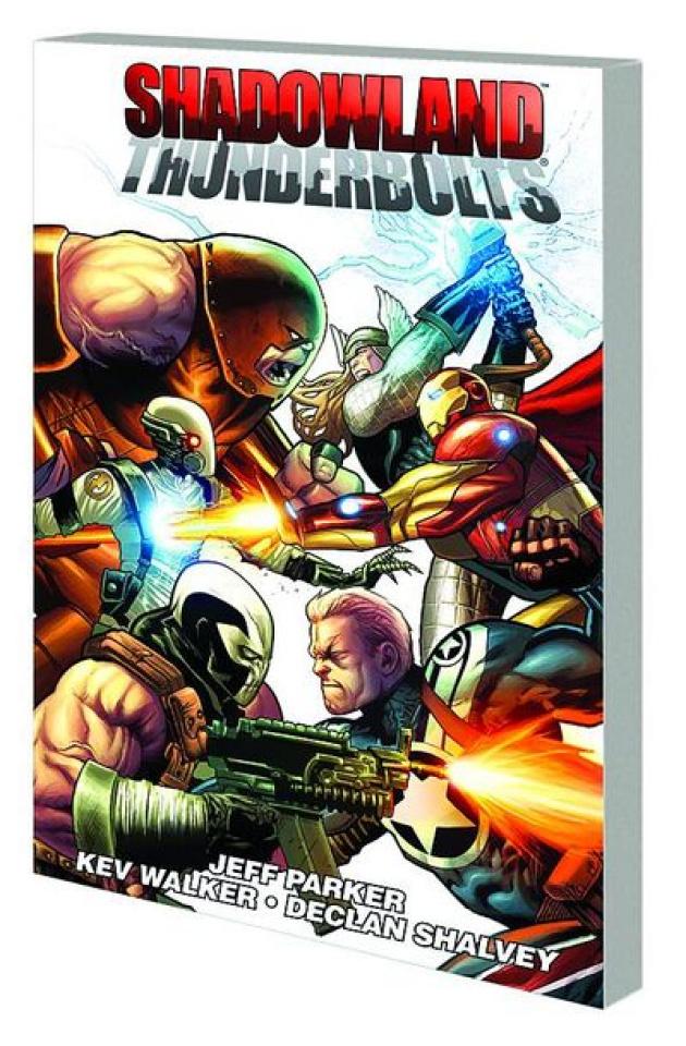 Shadowland: Thunderbolts