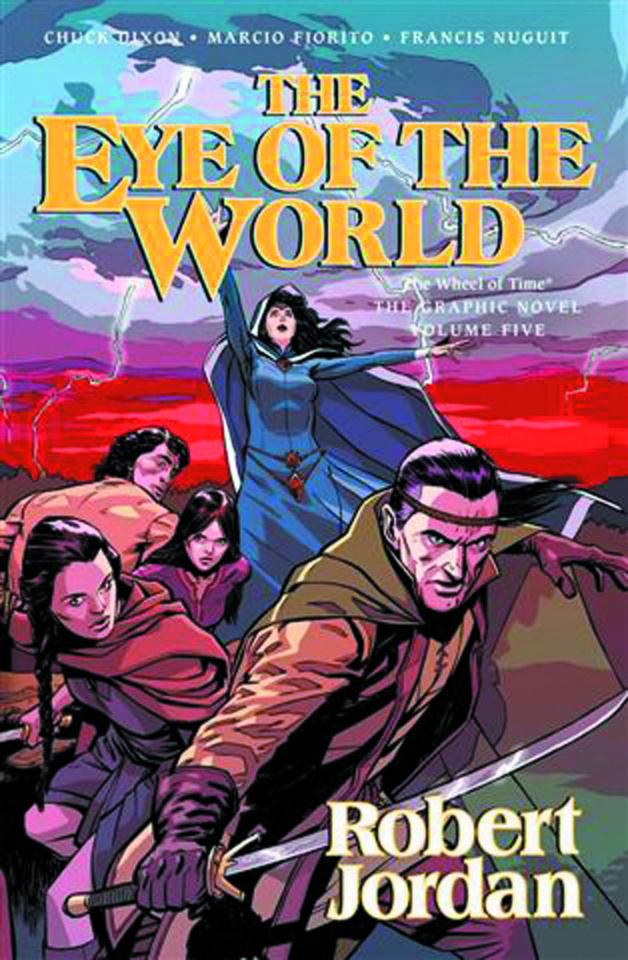 The Eye of the World Vol. 5