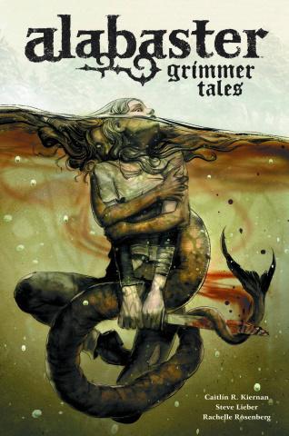 Alabaster: Grimmer Tales