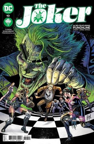The Joker #10 (Guillem March Cover)