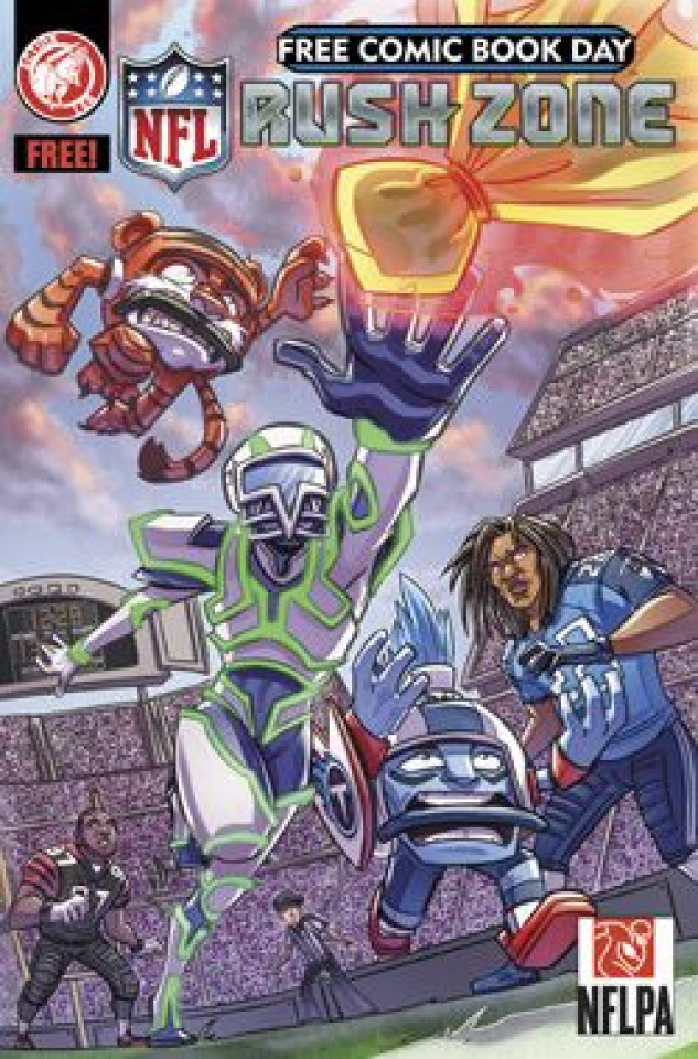 N.F.L. Rush Zone: Season of the Guardians