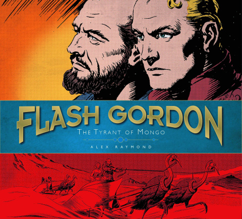 The Complete Flash Gordon Library Vol. 2: The Tyrant of Mongo