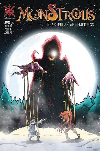 Monstrous: Heartbreak and Blood Loss #2