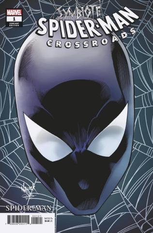 Symbiote Spider-Man: Crossroads #1 (Nauck Headshot Cover)