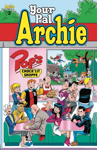 All-New Classic Archie: Your Pal Archie! #2 (Les Mclaine Cover)