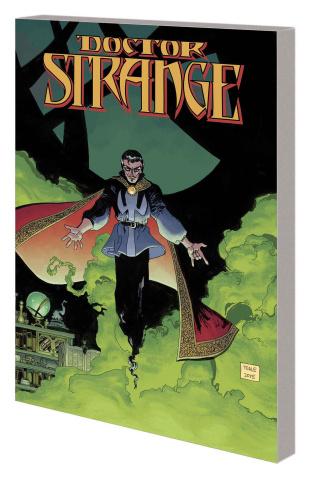 Doctor Strange and The Secret Defenders