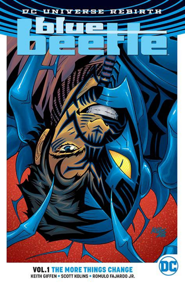 Blue Beetle Vol. 1: The More Things Change