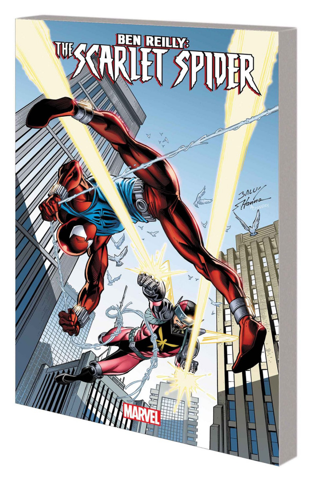 Ben Reilly: The Scarlet Spider Vol. 2: Death's Sting