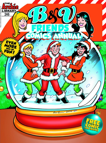 B & V Friends Comics Annual #246