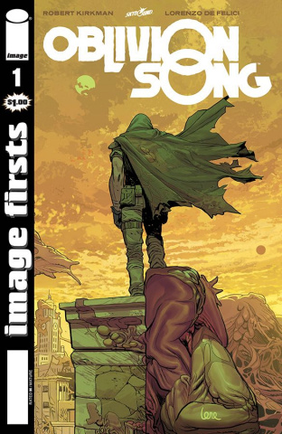 Oblivion Song #1 (Image Firsts)