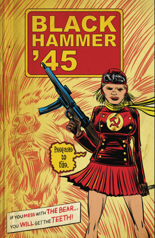 Black Hammer '45: From the World of Black Hammer #3 (Kindt Cover)