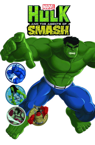 Marvel Universe: Hulk and the Agents of S.M.A.S.H. #3