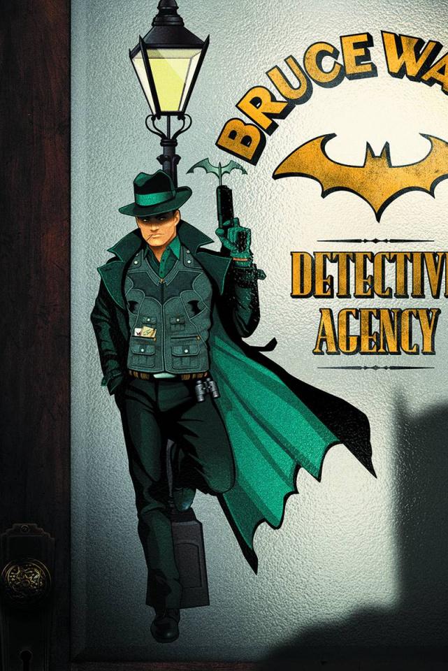 Batman #43 (Bombshells Cover)