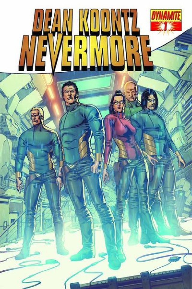 Dean Koontz's Nevermore #1