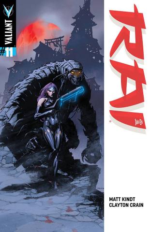 Rai #11 (Sook Cover)